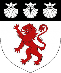 Coat of arms of the Duke of Bedford